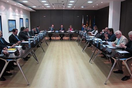 Inicio del consejo de administración