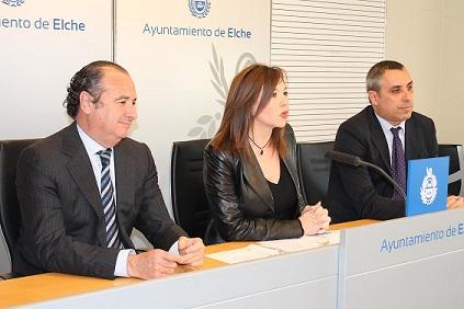 Ripoll y Alonso en rueda de prensa