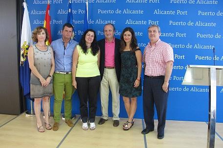 Imagen de los participantes