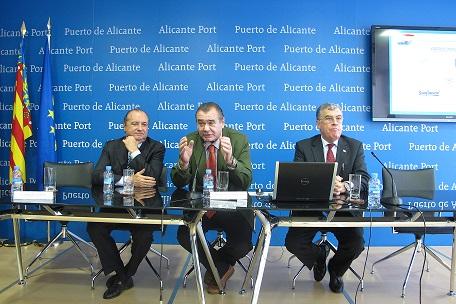 Ripoll, Rodríguez y Carlier en la clausura de la jornada