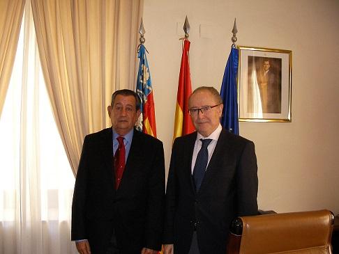 Ferrer y Martínez en la subdelegación