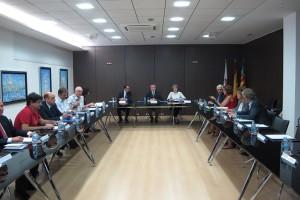 Instantánea del consejo de administración
