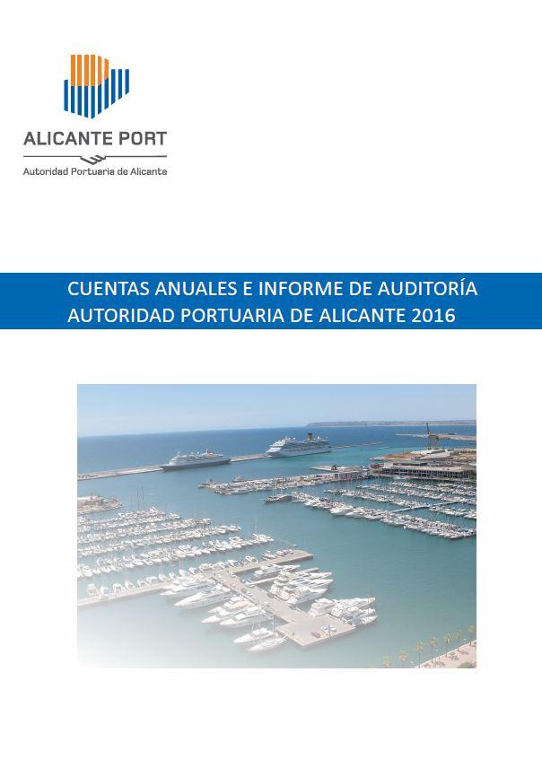 Cuentas Anuales y Auditoria 2016