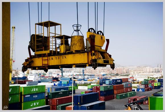 Operativa de Contenedores en el Puerto de Alicante